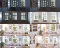 室内房屋家居摄影高清图片
