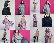 欧美服装女士摄影高清图片
