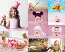 宝宝儿童写真摄影高清图片