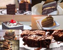 巧克力甜品食物拍摄高清图片