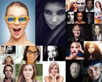 国外脸部人物摄影高清图片