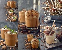 甜品奶茶摄影高清图片