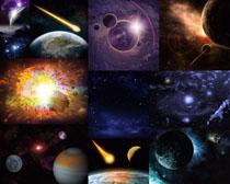 宇宙星空风景摄影高清图片