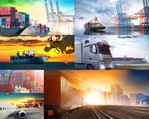 货运与交通工具摄影高清图片