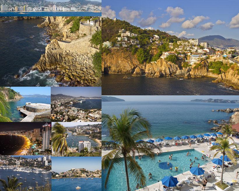 岛屿城市风光摄影高清图片 - 爱图网设计图片素材下载