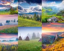 自然草原风景拍摄高清图片