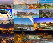 外国城市风光拍摄高清图片
