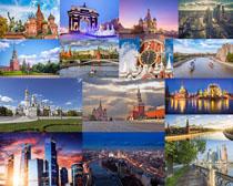 外国建筑景观拍摄高清图片