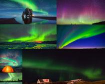 夜色天空风景摄影高清图片