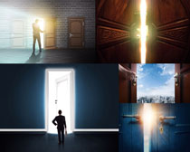 梦想之门摄影高清图片