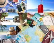 生活旅行装备摄影高清图片