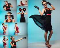 欧美模特美女拍摄写真高清图片
