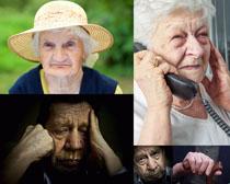 欧美老人拍摄高清图片