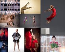 艺术舞蹈女性摄影高清图片