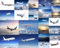 航空交通飞机摄影高清图片