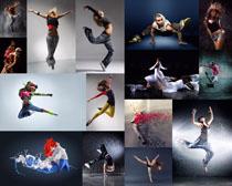 街舞欧美人物摄影高清图片