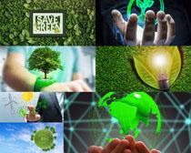 商务环保科技摄影高清图片