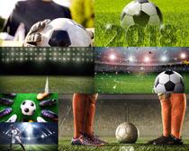 足球体育运动拍摄高清图片