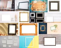 各种装饰相框摄影高清图片