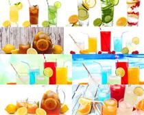 营养水果果汁摄影高清图片