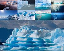 冰川风景摄影高清图片