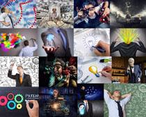 商务创意人士摄影高清图片