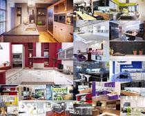 厨房家居设计摄影高清图片