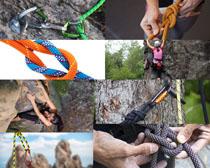 攀登体育运动摄影高清图片