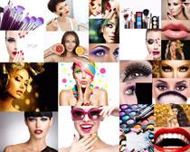 美容彩妆美女摄影高清图片
