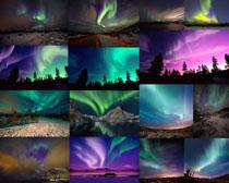 色彩夜色天空摄影高清图片
