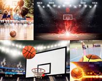 篮球运动拍摄高清图片