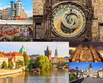 文化建筑城市攝影高清圖片