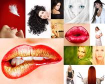 欧美时尚女人拍摄高清图片