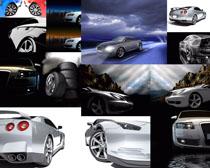 豪华跑车拍摄高清图片