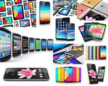 数码手机展示摄影高清图片