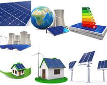 太阳能科技摄影高清图片