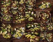 蔬菜黄瓜摄影高清图片