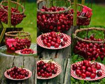 水果樱桃摄影高清图片