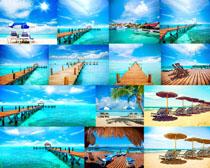 美丽的海岛风情摄影高清图片