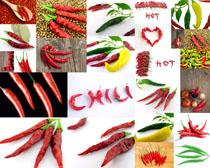 红辣椒组合拍摄高清图片