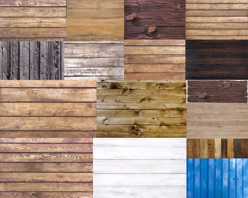 实木板背景拍摄高清图片