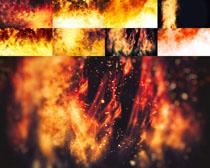 火焰背景效果摄影高清图片