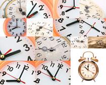 钟表数字拍摄高清图片