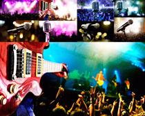 音樂現場拍攝高清圖片