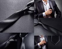 西装领带男人摄影高清图片