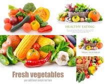 新鲜食物蔬菜摄影高清图片