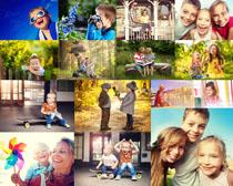 快乐儿童摄影高清图片