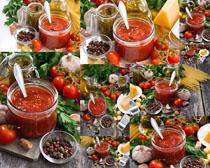 果酱食物摄影高清图片