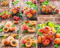 水果油桃摄影高清图片