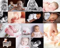 可爱国外小宝宝摄影高清图片